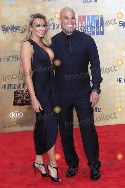 Amber Miller Photo - Amber Miller Tito Ortizat Spike TVs Guys Choice 2016 Sony Studios Culver City CA 06-04-16