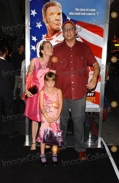 Adam Mckay Photo - Adam McKay and familyat the Premiere Of Talladega Nights The Ballad Of Ricky Bobby  Graumans Chinese Theatre Hollywood CA 07-26-06