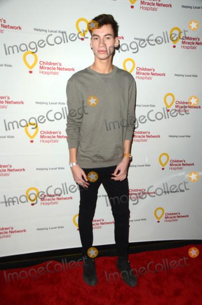 Jack Baran Photo - Jack Baranat the Childrens Miracle Network Hospitals Winter Wonderland Ball Avalon Hollywood CA 12-12-15