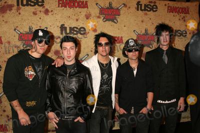 Avenged Sevenfold Photo - Avenged Sevenfoldat the Fuse Fangoria Chainsaw Awards Orpheum Theatre Los Angeles CA 10-15-06