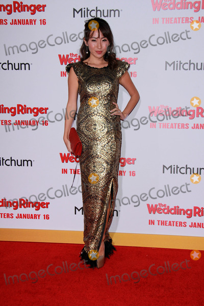 Amy Haruna Photo - Ami Harunaat The Wedding Ringer World Premiere TCL Chinese Theater Hollywood CA 01-06-15