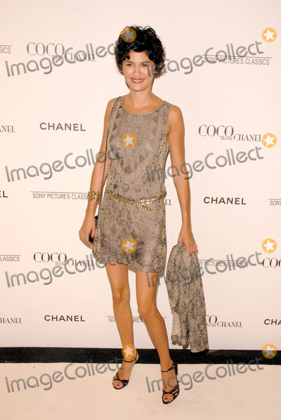 Audrey Tautou Photo - Audrey Tautouat the Coco Before Chanel Premiere Party Chanel Beverly Hills CA 09-09-09