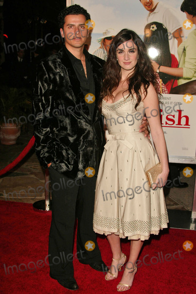 Paz Vega Photo - Orson Salazar and Paz Vega at the Los Angeles Premiere of Columbia Pictures Spanglish at the Mann Village Theater in Westwood CA 12-09-04