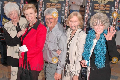 Angela Lansbury Photo - Bea Arthur Angela Lansbury Robert Morse Eva Marie Saint and Janis Paige at the Los Angeles Premiere of Broadway The Golden Age by the Legends Who Were There at the Laemmle Sunset Five Theatre West Hollywood CA 06-30-04