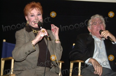 Anne Robinson Photo -  Ann Robinson and Gene Barry at the American Cinematheques screening of War of the Worlds in Hollywood 02-12-00