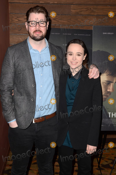 Ellen Page Photo - David Freyne Ellen Pageat The Cured Los Angeles Special Screening AMC Dine-In Sunset 5 West Hollywood CA 02-20-18