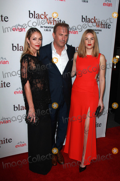 Lily Costner Photo - Christine Baumgartner Kevin Costner Lily Costnerat the Black Or White Los Angeles Premiere Regal Cinemas Los Angeles CA 01-20-15
