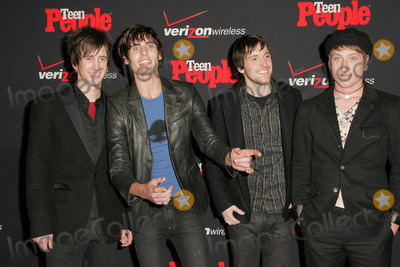 All-American Rejects Photo - All-American Rejectsat the Teen Peoples 4th Annual Artists of the Year Party Element Hollywood CA 11-22-05