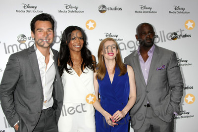 Alimi Ballard Photo - Jay Hayden Rose Rollins Mireille Enos Alimi Ballard at the ABC International Upfronts 2015  Disney Studios Burbank CA 05-17-15