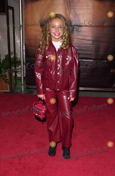 Hayden Panettiere Photo -  Hayden Panettiere at the premiere of Disneys Remember the Titans at the Rose Bowl Pasadena 09-23-00
