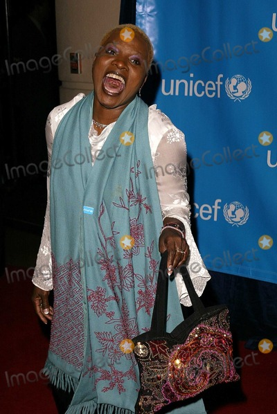 Angelique Kidjo Photo - Angelique Kidjo at the UNICEF Goodwill Gala 50 Years of Celebrity Advocacy at the Beverly Hilton Hotel Beverly Hills CA 12-03-03