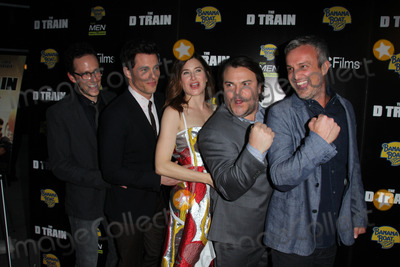 Andrew Mogel Photo - Jarrad Paul James Marsden Kathryn Hahn Jack Black Andrew Mogelat the D Train Los Angeles Premiere Arclight Hollywood CA 04-27-15