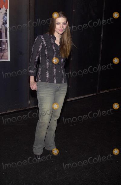 Amber Benson Photo - Amber Benson at the Nylon Magazine party Ivar Hollywood CA 10-05-02