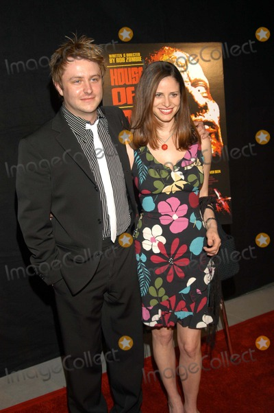 Andrea Savage Photo - Chris Hardwick and Andrea Savage