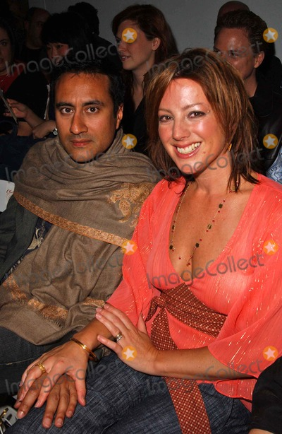 Ashwin Sood Photo - Ashwin Sood and Sarah Mclachlanat Mercedes-Benz Fall 2006 LA Fashion Week Day 4 Smashbox Culver City CA 03-22-06