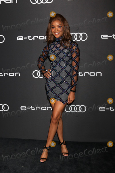 Ajiona Alexus Photo - Ajiona Alexusat the Audi Pre-Emmy Party La Peer Hotel West Hollywood CA 09-14-18