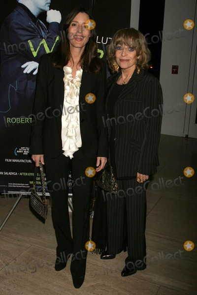 Veronique Peck Photo - Cecilia Peck and Veronique Peckat the premiere of Absolute Wilson Museum of Television and Radio Beverly Hills CA 12-10-06