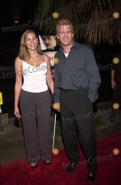 Olivia DAbo Photo -  Olivia DAbo and Thomas Jane at the premiere of Under Suspicion in Santa Monica 09-18-00
