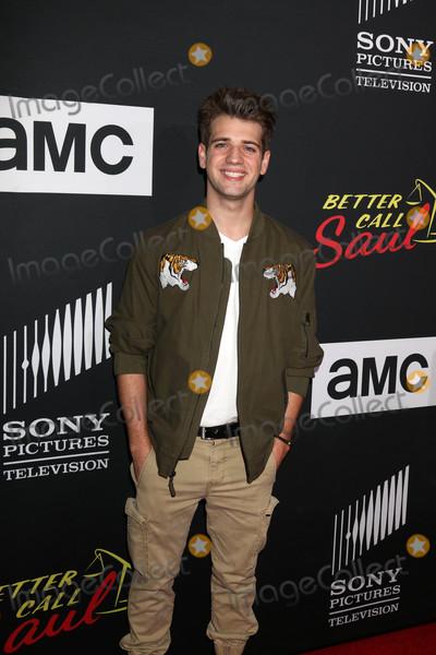 Brandon Tyler Russell Photo - Brandon Tyler Russellat the AMCs Better Call Saul Season 4  Premiere Horton Plaza 8 San Diego CA 07-19-18
