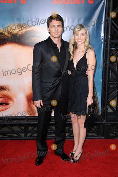 Ahna OReilly Photo - James Franco and Ahna OReilly at the Los Angeles Premiere of Pineapple Express Mann Village Theater Westwood CA 07-31-08