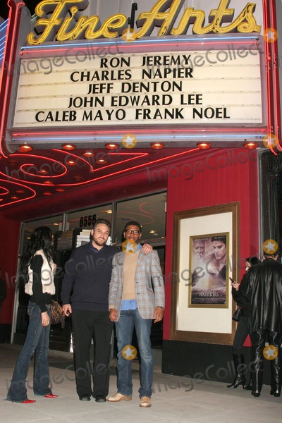 Alex Quinn Photo - Alex Quinn and Jason Graham at the Los Angeles screening of One-Eyed Monster Fine Arts Theatre Beverly Hills CA 03-03-08