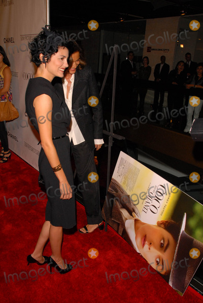 Anne Fontaine Photo - Audrey Tautou and Anne Fontaine at the Los Angeles Premiere of Coco Before Chanel Pacific Design Center West Hollywood CA 09-09-09