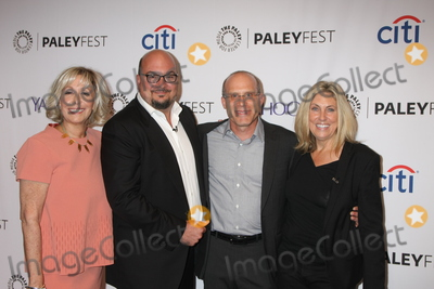 Anthony E Zuiker Photo - Carol Mendelsohn Anthony E Zuiker Jonathan Littman Ann Donahueat the PaleyFest 2015 Fall TV Preview - CSI Farewell Salute Paley Center For Media Beverly Hills CA 09-16-15