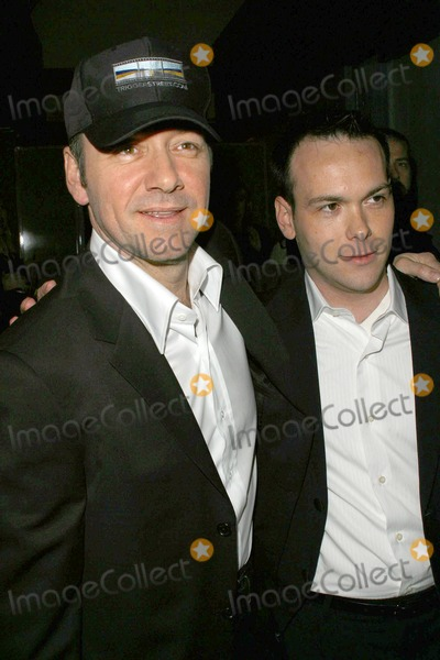 Dana Brunetti Photo - Kevin Spacey and Dana Brunetti at the Budweiser Filmmaker Discovery Award in the Concorde nightclub Hollywood CA 02-27-04