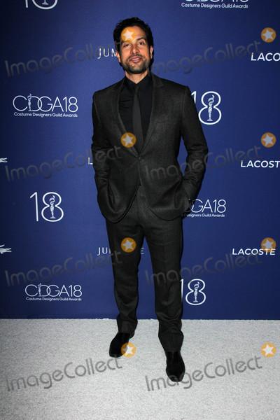 Adam Rodriguez Photo - Adam Rodriguezat the 18th Costume Designers Guild Awards Beverly Hilton Hotel Beverly Hills CA 02-23-16