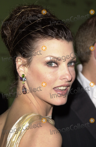 Elton John Photo - Linda Evangelista at the Sir Elton Johns 12th Annual Academy Awards Viewing Party in West Hollywood CA 02-29-04