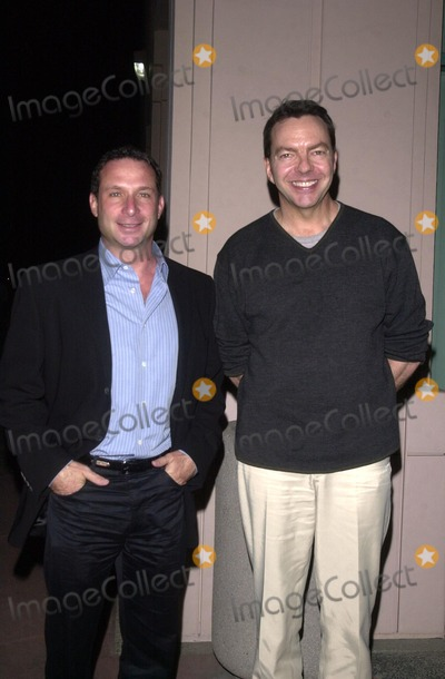 Alan Poul Photo - Alan Poul and Alan Ball at tghe Academy of Motion Picture Arts and Sciences Behind the Scenes of Six Feet Under Leonard H Goldenson Theater North Hollywood CA 03-13-03
