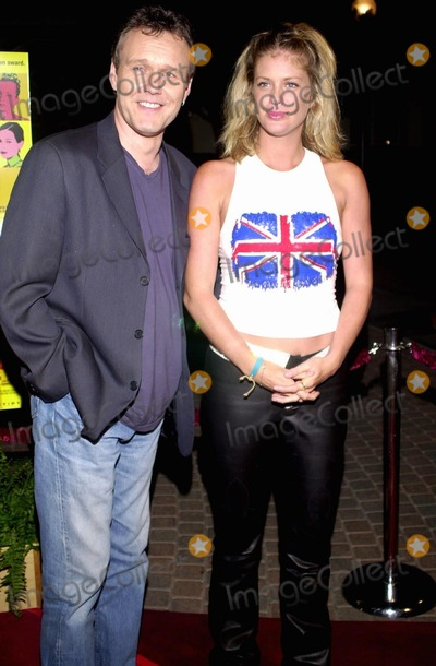 Anthony Head Photo -  Anthony Head and Rachel Hunter at the premiere of the E Original Movie Best Actress in Hollywood 03-16-00