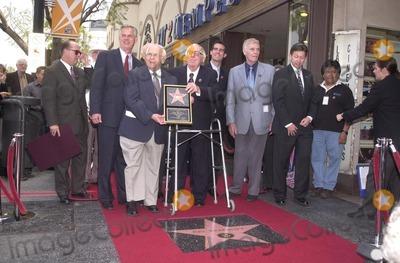Ray Bradbury Photo - Ray Bradbury at his star unveiling at the Star on the Walk of Fame ceremony 04-01-02