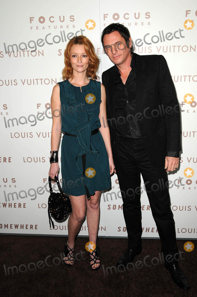 Audrey Marnay Photo - Audrey Marnay and Stephen Emeret at the Premiere Of Focus Features Somewhere Arclight Theater Hollywod CA 12-07-10