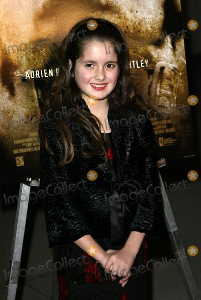 Laura Marano Photo - Laura Marano at the The Jacket Los Angles Premiere  Pacific ArcLight Theaters Hollywood CA 02-28-05