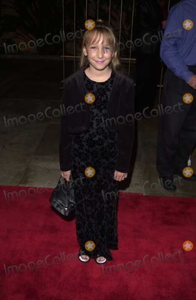 Ashley Edner Photo -  Ashley Edner at the premiere of New Line Cinemas Lost Souls in Hollywood 10-11-00