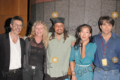 Vincent Spano Photo - Alexander Payne Darla Rothman Jacques Thelemaque Sandra Oh and Vincent Spano