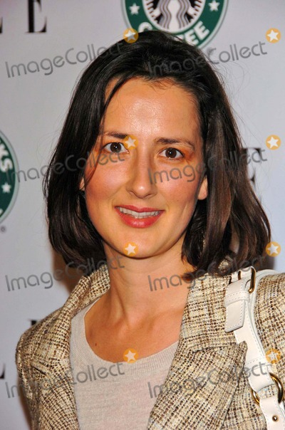 Anna Getty Photo - Anna Gettyat a party celebrating the launch of ELLEs Premier Green Issue Pacific Design Center West Hollywood CA 04-11-06