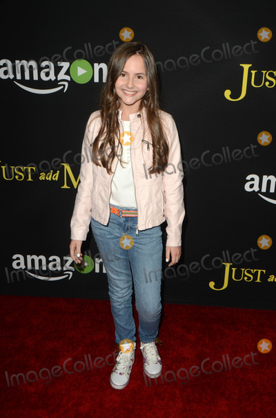 Ava Acres Photo - Ava Acresat the Just Add Magic Amazon Premiere Screening Arclight Hollywood CA 01-14-16