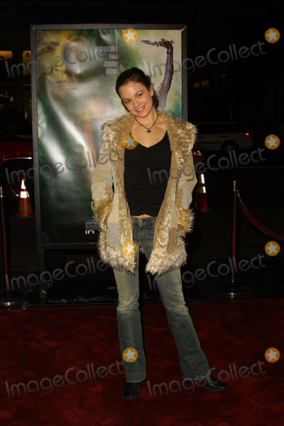 Nemesis Photo - Rachel Boston at the premiere of Paramounts Star Trek Nemesis at the Chinese Theater Hollywood CA 12-09-02