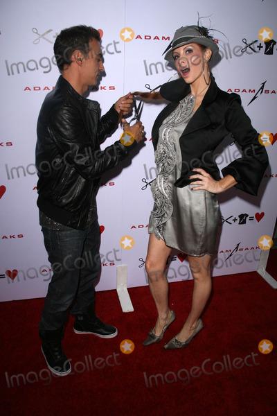 Adam Saaks Photo - Adam Saaks and Phoebe Priceat the Adam Saaks Flagship Store Opening Adam Saaks Store Los Angeles CA 10-10-10