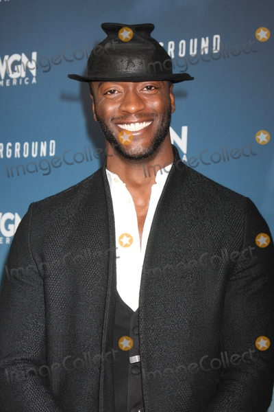 Aldis Hodge Photo - Aldis Hodgeat the Underground WGN Winter 2016 TCA Photo Call The Langham Huntington Hotelm Pasadena CA 01-08-16