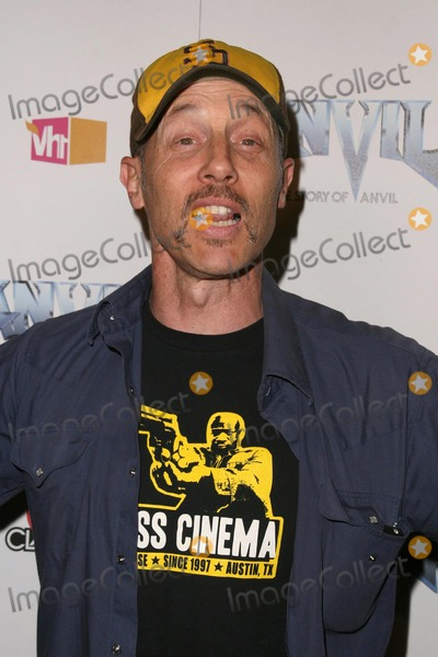 Anvil Photo - Jon Gries at the Los Angeles Premiere of Anvil The Story of Anvil The Egyptian Theatre Hollywood CA 04-07-09