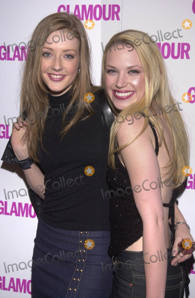 Adrienne Frantz Photo -  JENNIFER FINNIGAN and ADRIENNE FRANTZ at the Glamour Dont Party where fashion faux pas are  celebrated Norms Diner Hollywood 04-05-01