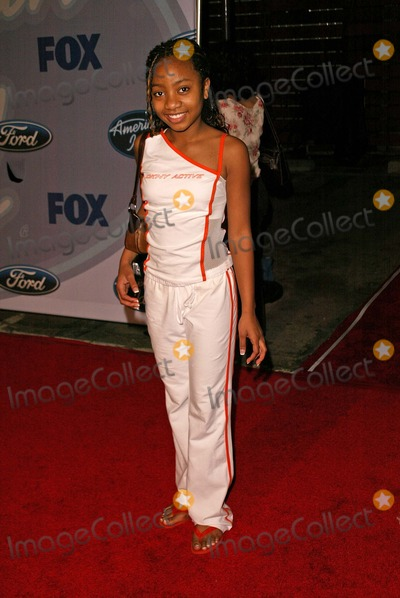 Aree Davis Photo - Aree Davis at the American Idol Top 12 Finalists Pearl West Hollywood CA 03-10-04