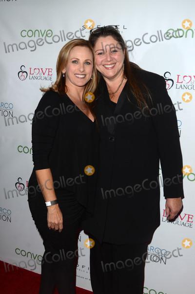 Marlee Matlin Photo - Marlee Matlin Camryn Manheimat the Nyle DiMarco Foundation Love  Language Kickoff Campaign 2016 Sofitel Hotel Beverly Hills CA 11-29-16