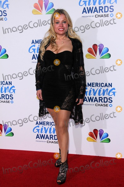 Anna Kulinova Photo - Anna Kulinovaat the 2011 American Giving Awards Dorothy Chandler Pavilion Los Angeles CA 12-09-11