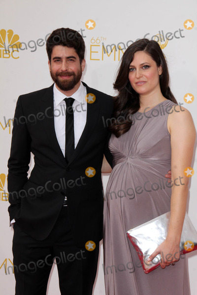 Adam Goldberg Photo - Adam Goldbergat the 66th Annual Emmy Awards Arrivals Nokia Theater Los Angeles CA 08-25-14
