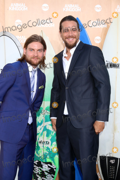 The Animals Photo - Jake Weary Ben Robsonat the Animal Kingdom Premiere Screening The Rose Room Venice Beach CA 06-08-16