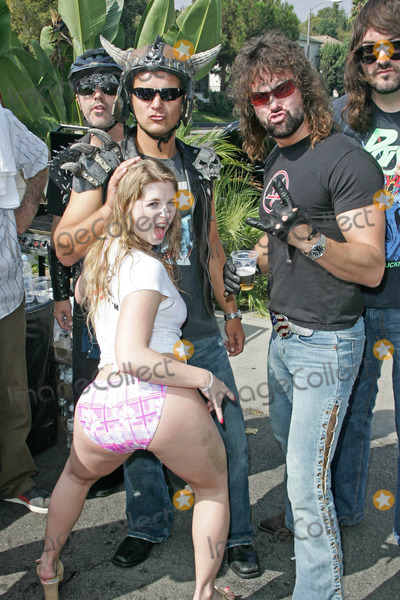Sunny Lane Photo - Sunny Lane with Van Stonedat Adam Carollas Charity Car Wash sponsored by 971 Free FM to benefit Talk About Curing Autism Cooks Corner Car Wash Hollywood CA 08-25-06